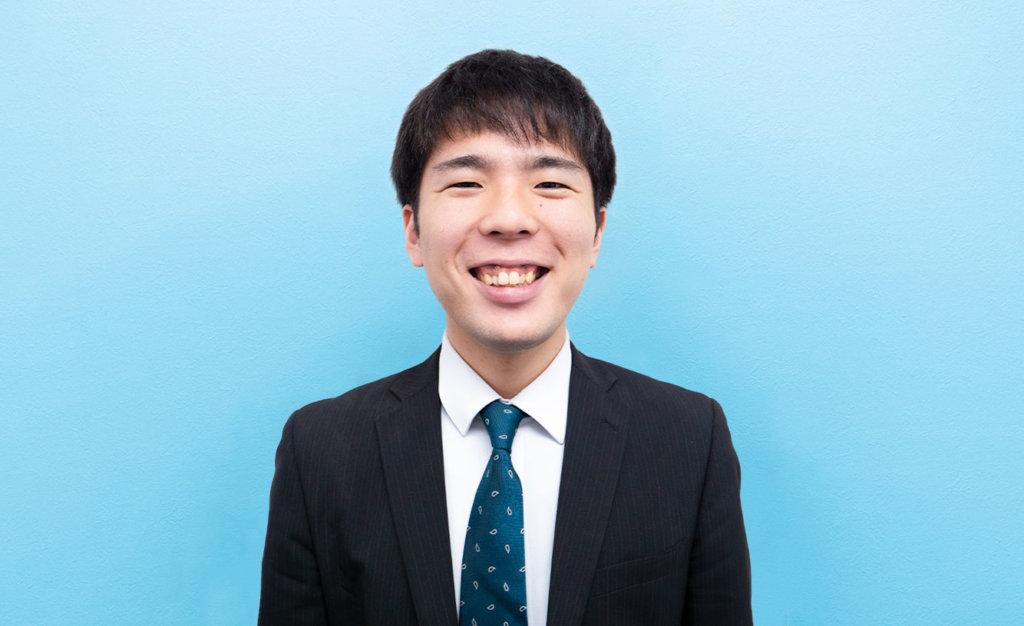 茨木校舎長の写真