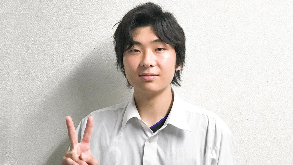 立命館大学法学部合格!桜塚高校「未来への期待感を原動力に!」