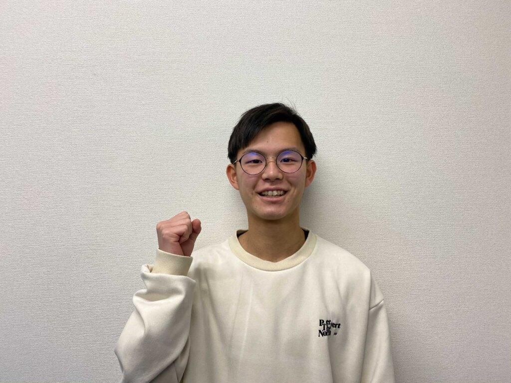 関西学院大学 経済学部 合格!賢明学院高校「諦めない心が大切」