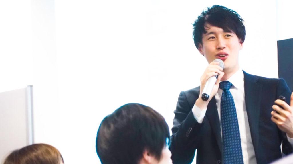 2018/5/24 八澤代表が上智大学で講演会を行いました!