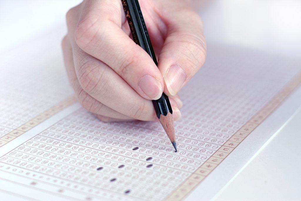 センター試験に見る入試本番の意識