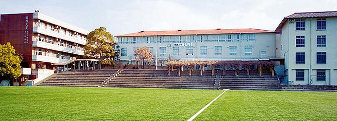 関西大学第一高校の特徴や偏差値・倍率・進学実績