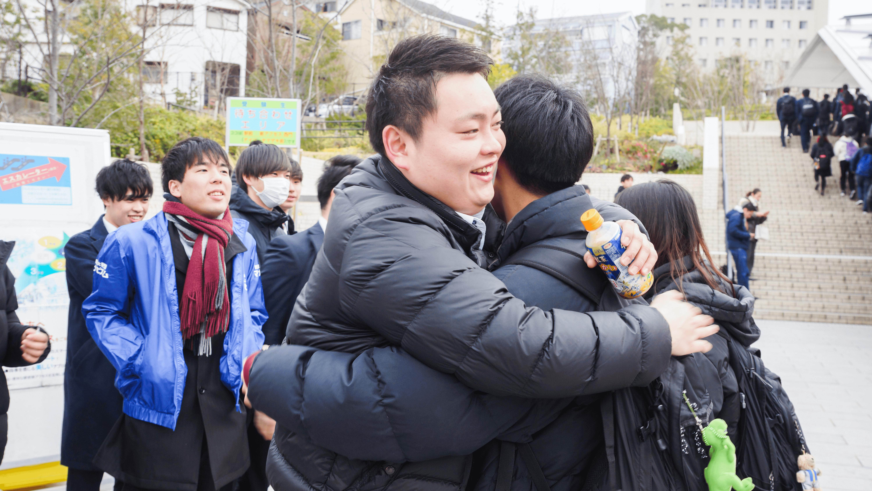 関西大学経済学部合格!上宮高校「人生を変えてやるという決意!」