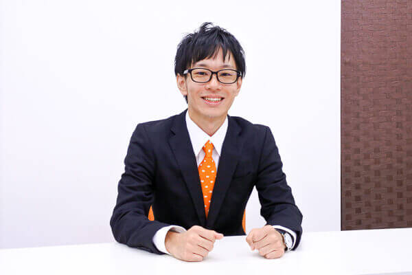 武蔵小杉校舎長の写真