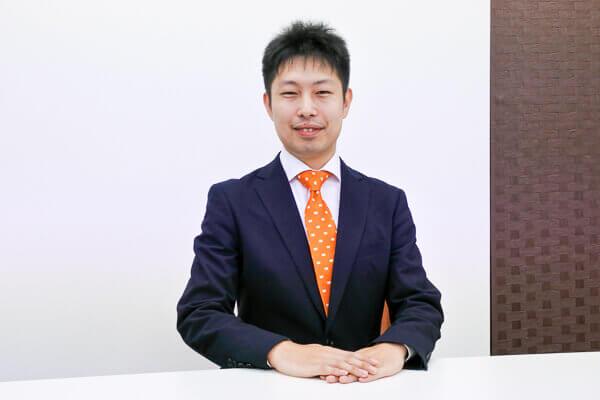 新宿校舎長の写真