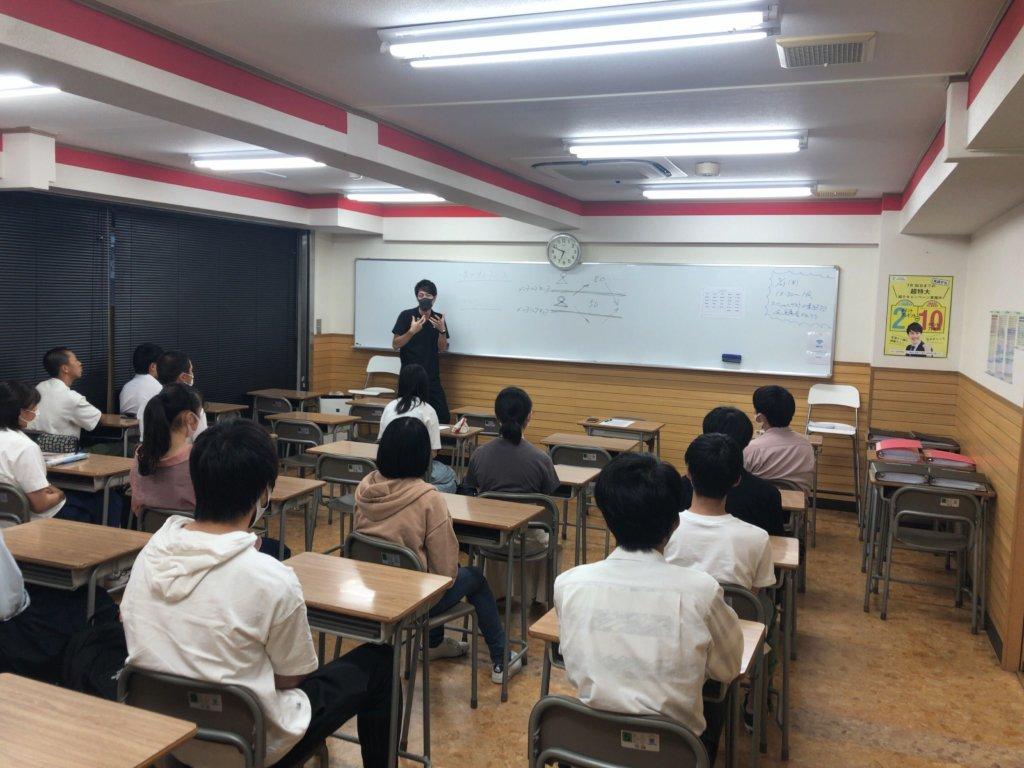第3回塾内テスト実施!