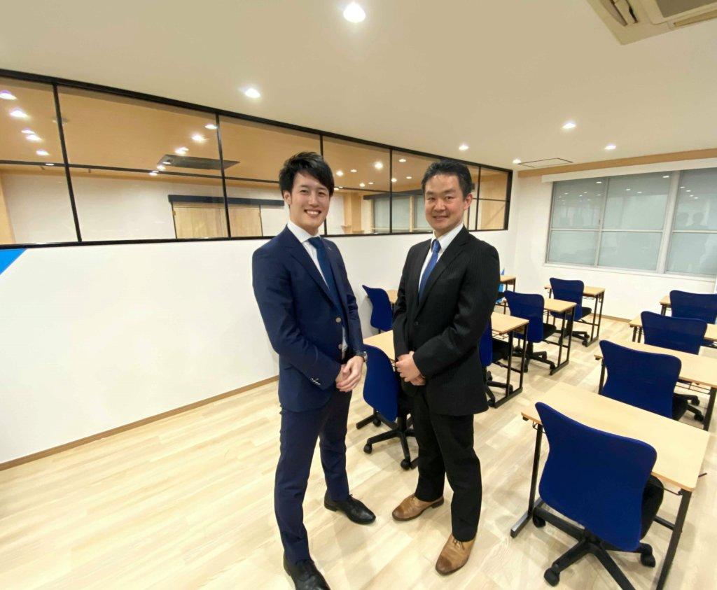 堺東校舎長の写真